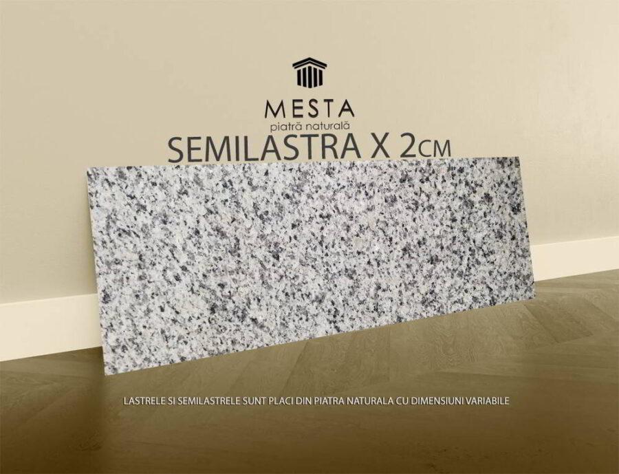 Granit Aur Desert Fiamat Semilastra x 2cm