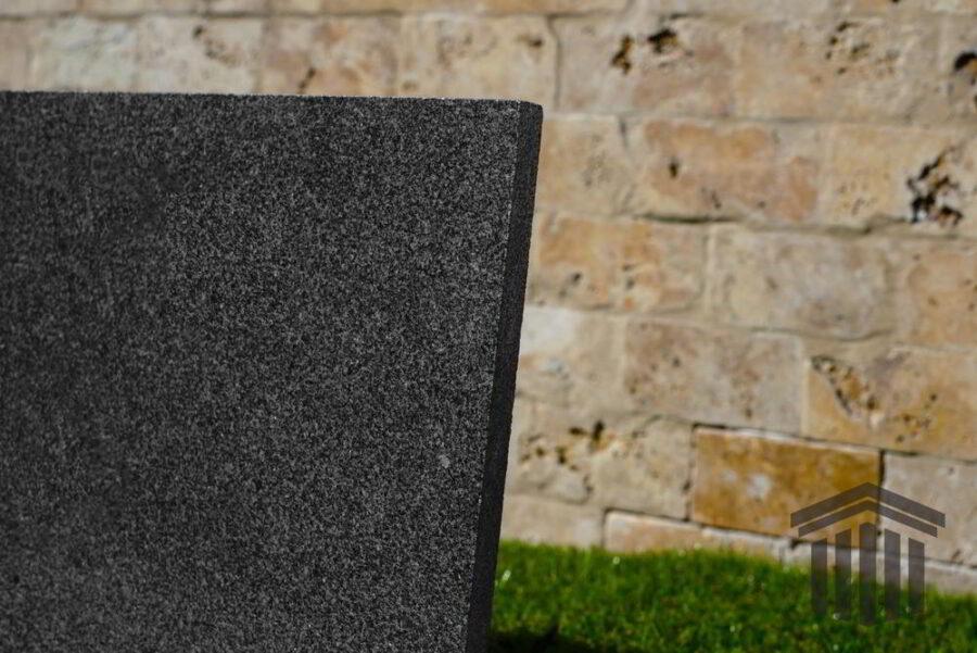 Granit Negru Piper Lucios piatra online