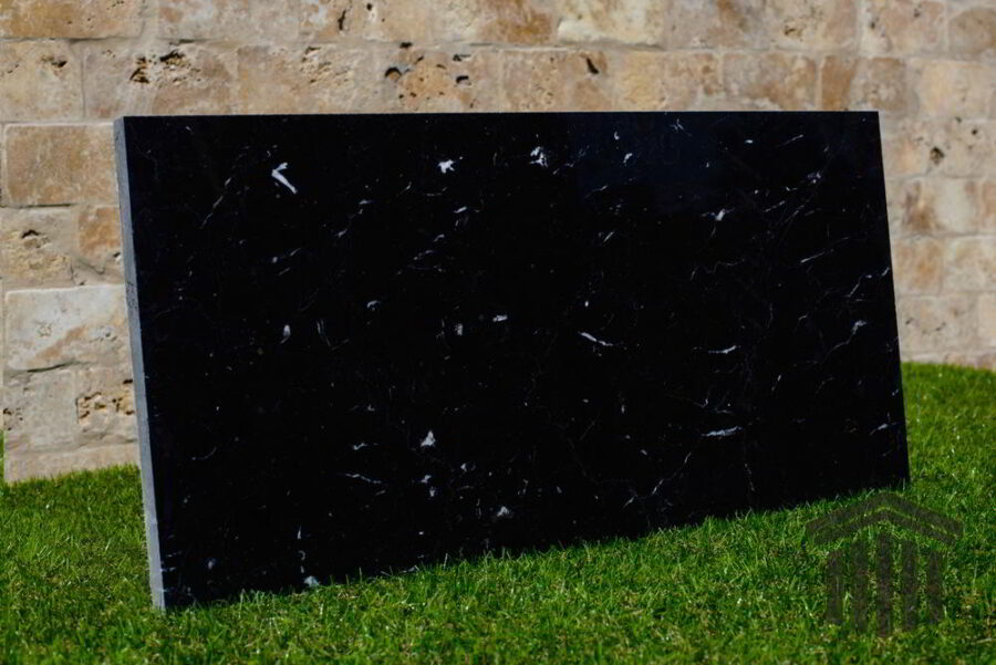 Marmura Negro Marquina stone outlet