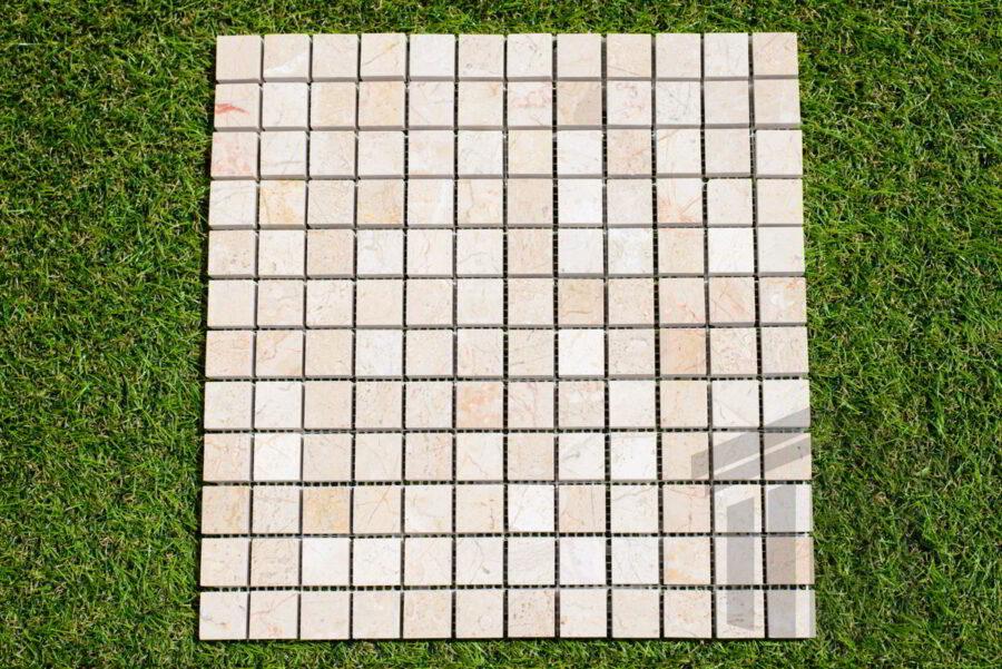 Mozaic Marmura Beige Lucios