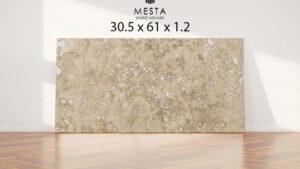 Travertin Golden Sienna Cross Cut Mat 30.5x61x1.2
