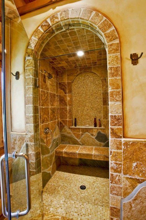 Cadita Poze Magazin Piatra Online Mosaic Golden Sienna Travertin Polished 9